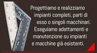 Ferrari Fabrizio - Progettazione e realizzazione impianti di macellazione. Adattamento, personalizzazione e manutenzione impianti di macellazione. Macchinari macellazione avicola polli e tacchini.